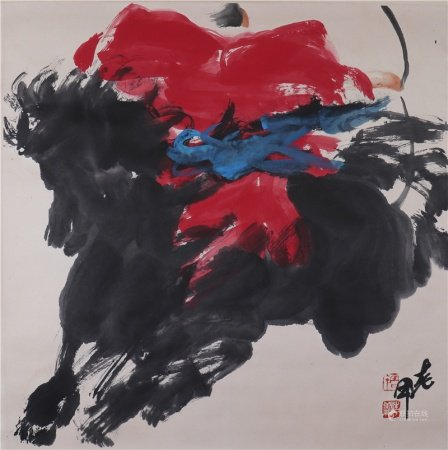 Chinese Ink Painting 中国水墨画
