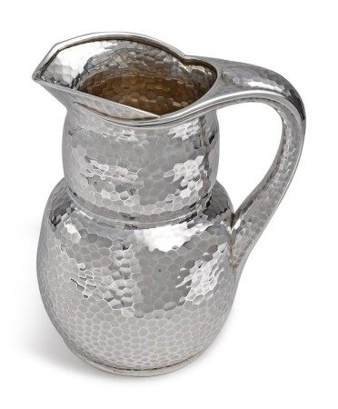 An American Silver Water Pitcher, Tiffany & Co., New York, circa 1880