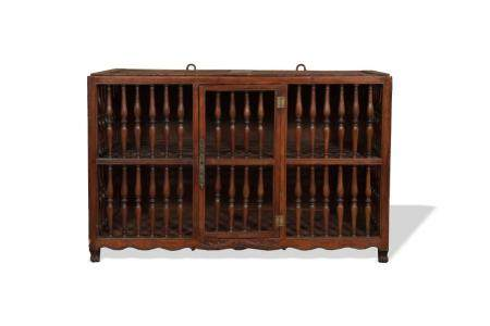ANTIQUE FRENCH COUNTRY PANATIERE, 19TH CENTURY