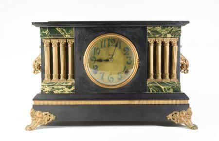 E. INGRAHAM MANTLE CLOCK