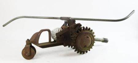 National Walking Tractor Lawn Sprinkler, A5