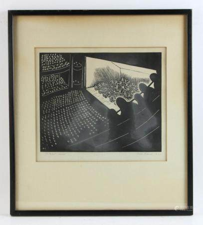 Glowich, The Concert, Print