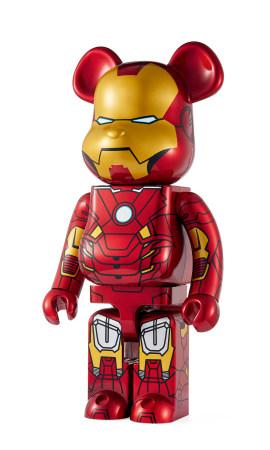 Medicom  2013年 BE@RBRICK 1000% Iron Man Mark VII PVC