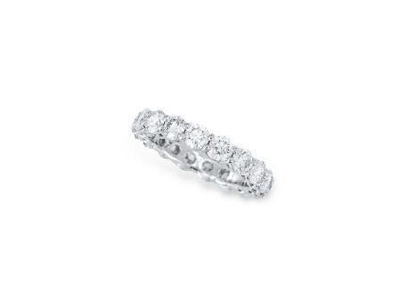 鑽石戒指鑲鉑金
