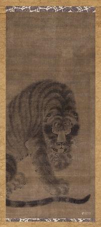所翁(傳) 虎