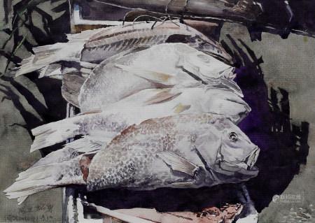 2012年 饒國安|咸魚翻身