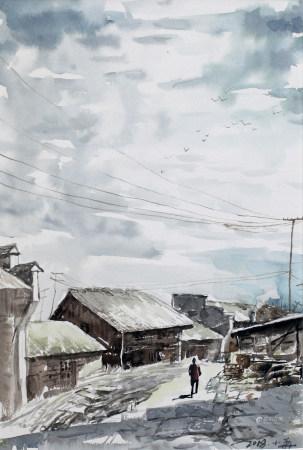 2018年 葉小華|吳城古鎮