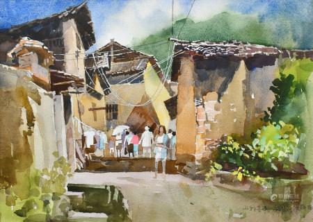 2016年 饒國安|山村喜事