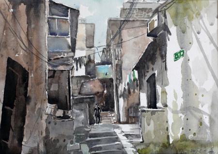 2017年 葉小華|陽光巷子