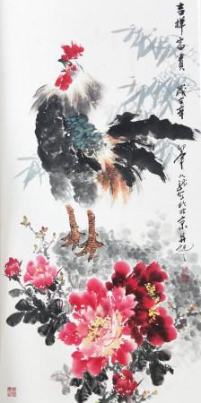 徐九龍|吉祥富貴 2011年