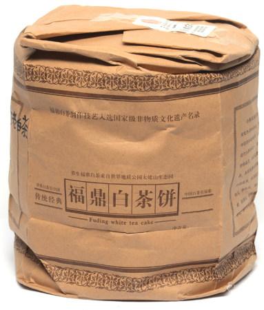 福鼎牌陳年珍藏高山野生白茶餅七件