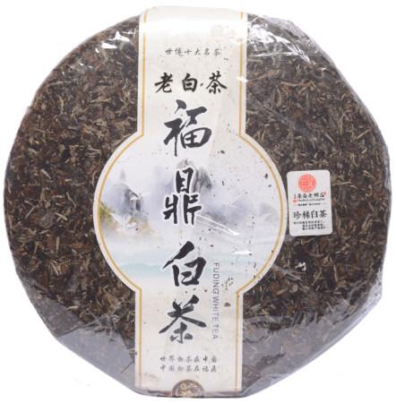 福鼎牌3公斤裝沉香老白茶餅