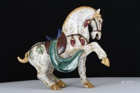 Handmade Shiwan Horse