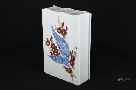 Completely Handmade Porcelain Art Vase