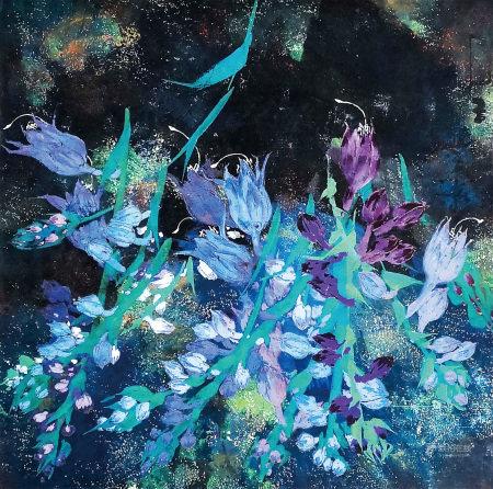 王乃壯 花卉