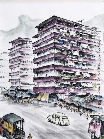 郭祥聲 香港風景