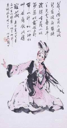 楊之光 舞蹈圖