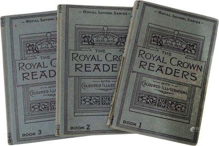《百年英國皇室教材》3冊