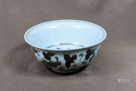 明 民窑明代青花瓷碗