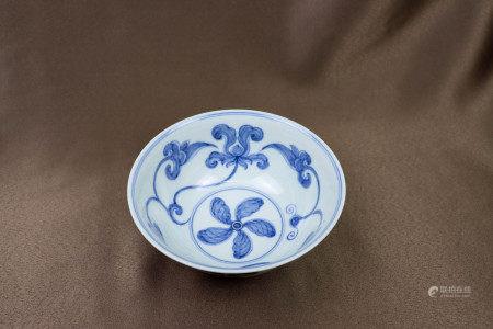 明 成化青花瓷碗