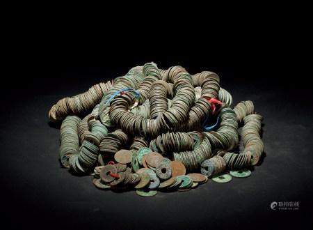 宋、漢、清代 銅錢 Song, Han and Qing Dynasty COPPER COIN