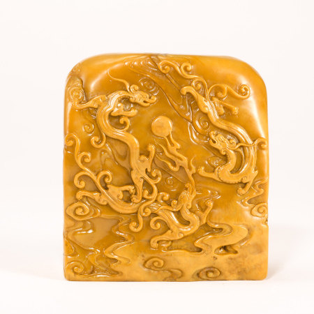 QING DYNASTY, CHINESE TIANHUANG SEAL