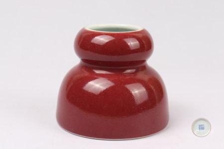 Chinese Jun Kiln Glazed Porcelain Cricket Can