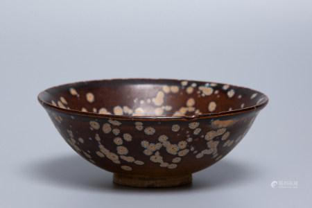 Chinese Jizhou Kiln Porcelain Vessel