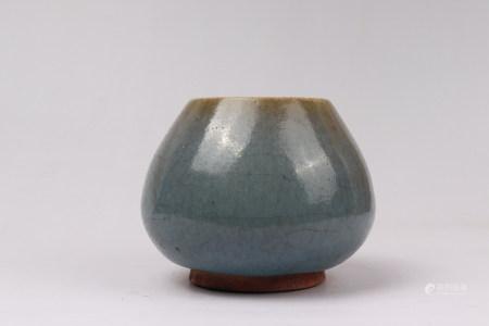 Chinese Jun Kiln Porcelain Vessel