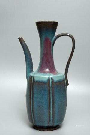 Chinese Jun Kiln Porcelain Pot