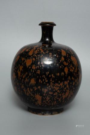 Chinese Ding Kiln Porcelain Bottle