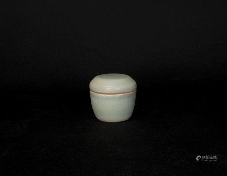 元代-龍泉小蓋盒