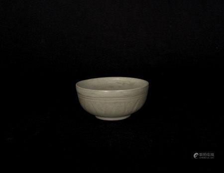 南宋-龍泉窯孔明碗