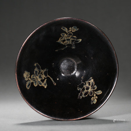 CHINESE JIZHOU WARE ZHAN, SONG DYNASTY