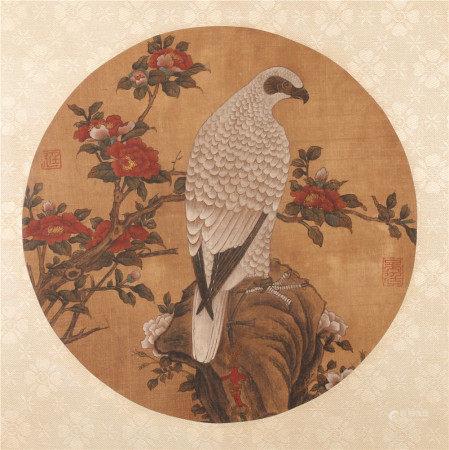 佚名《鹰》
