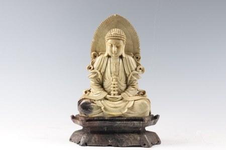 Qingtian Stone Buddha statue  青田石佛像