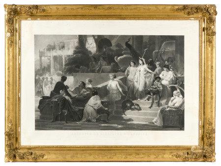 D'après Henri Frédéric SCHOPIN (1804-1880) et gravé par Jean Pierre Marie JAZET [...]