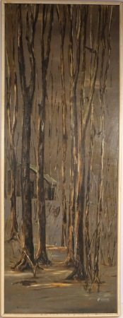 OIL PAINTING DOROTHY B.CAMPBELL 1964