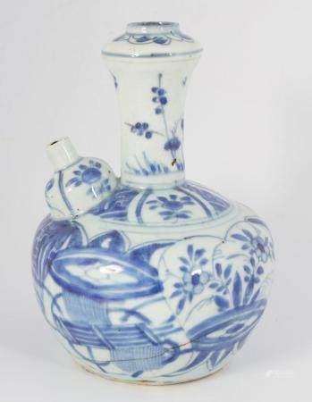 MING BLUE AND WHITE KENDI