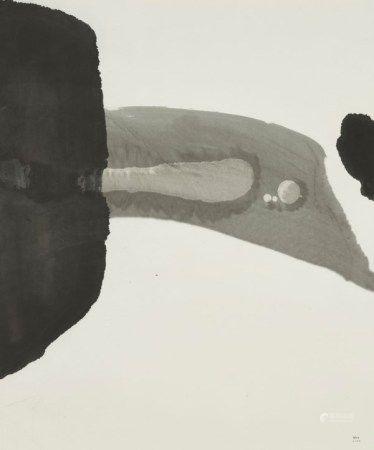 高行健(1940年生) 无题