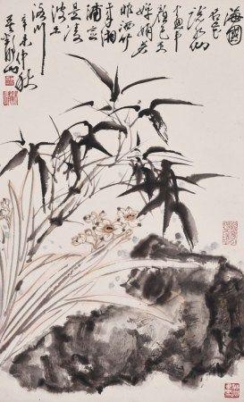 吴静山(1943年生) 神仙祝寿