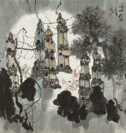 杨延文(1939年生) 塔林夜战