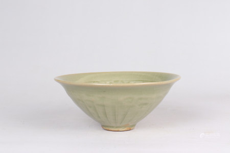 Chinese Yaozhou Kiln Porcelain Vessel