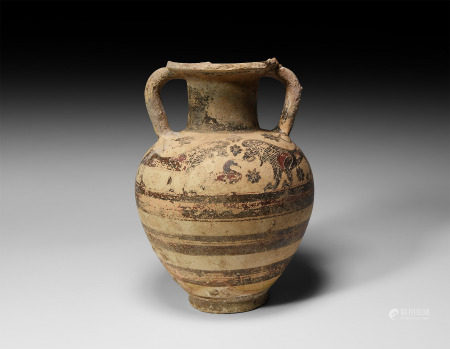 Greek Corinthian Amphora