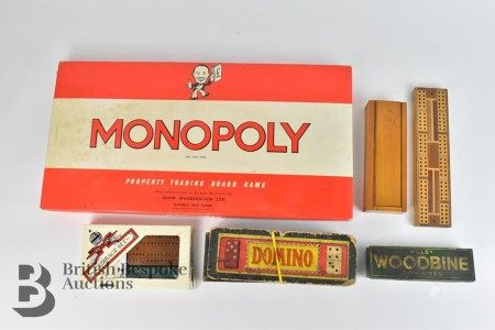 Quantity of Vintage Games