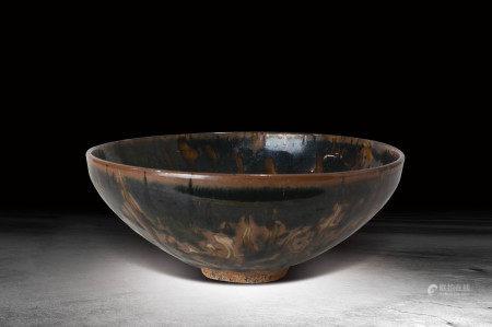 唐 玳瑁釉碗