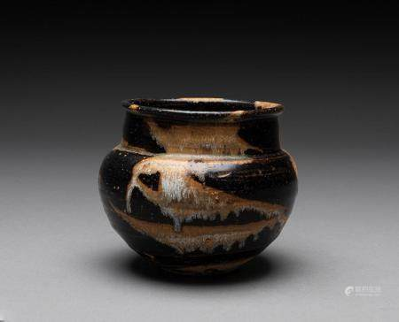A CHINESE WELL-PAINTED JIZHOU JAR, GUAN SOUTHERN SONG DYNASTY (1127-1279)