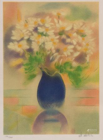 Dan Partouche 花瓶 版畫
