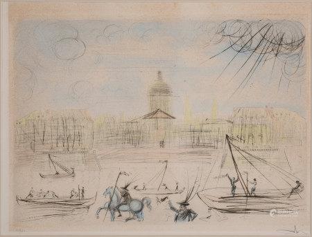 薩爾瓦多·達利 巴黎美術學院 版畫
