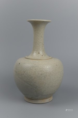 Gongxian kiln appreciation bottle 巩县窑赏瓶